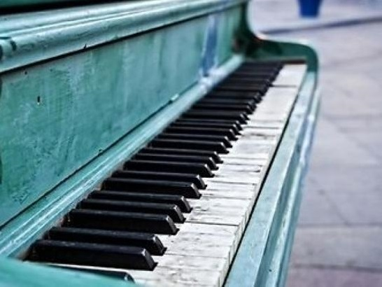 Feeling engaged? Why we all need a blue piano