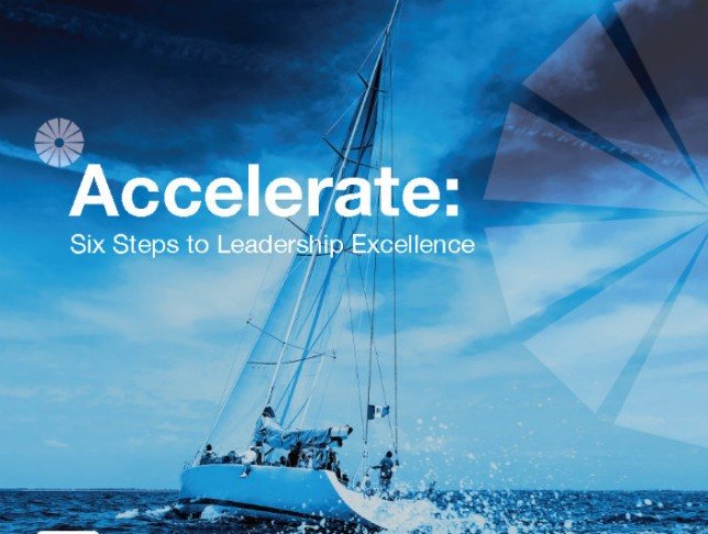 Accelerate your leadership development