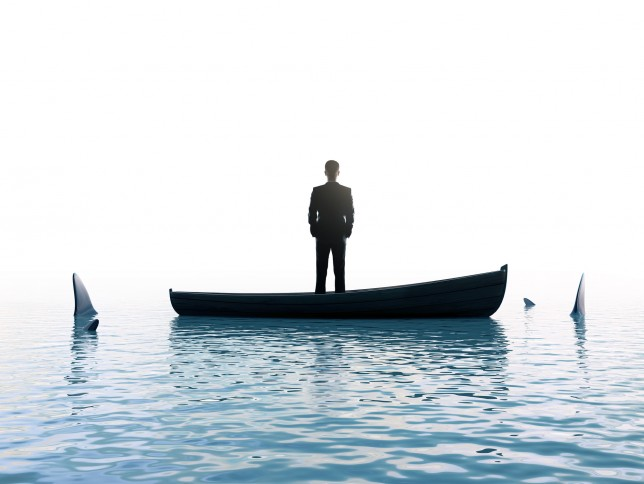 Where leadership goes to die: Fear and (self-loathing) in the C-suite